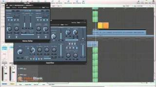 How to Remix Part 2/5 - Autofilter and Stereo Delay in Logic