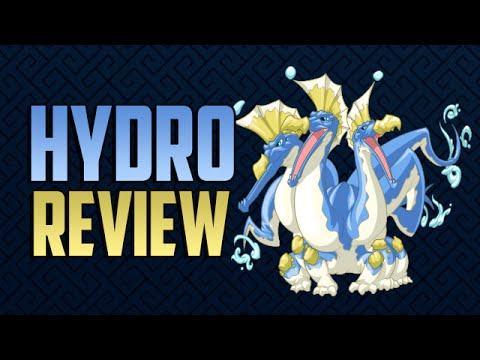 Hydro Review - Miscrits