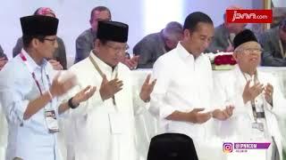 Jokowi: Ingat! Pendamping Saya Kiai Haji Ma'ruf Amin