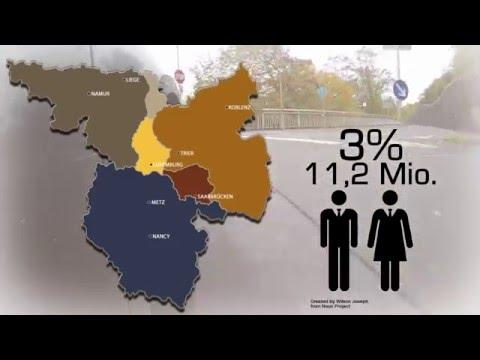 Trier, Luxemburg und die Großregion
