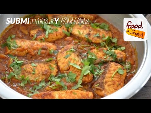 DURBAN FISH CURRY Recipe South Africa - Tin Fish Curry (Canned Fish) Recipe