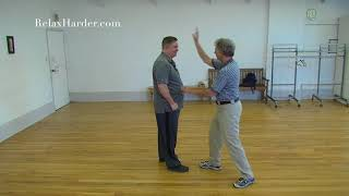 May 25, 2018 part 3 : Tai chi   Balancing the energy of offence and defence