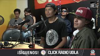 Vandals Valle Verde & Capital Funk Chronic en Hit Radio 593