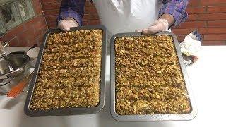 طريقة عمل الهريسة السورية _ مطبخ الشيف فؤاد