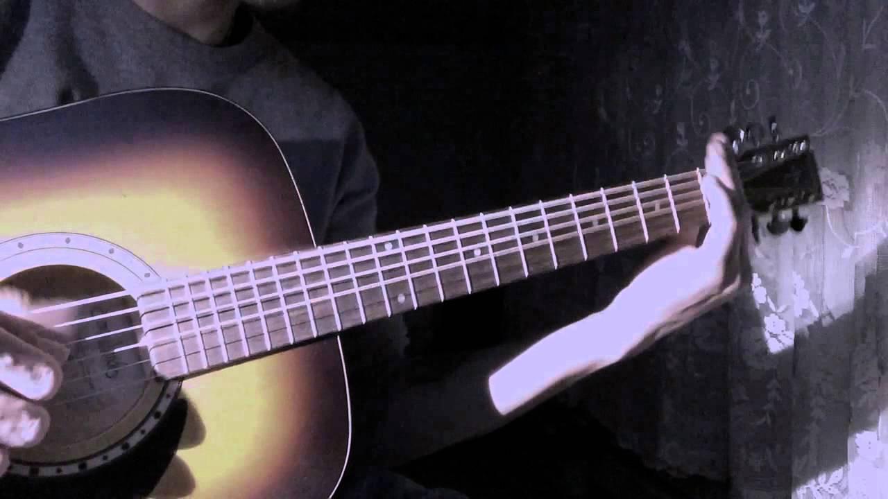 Brownsugar Dangelo Guitar Cover By Tereaoh Youtube