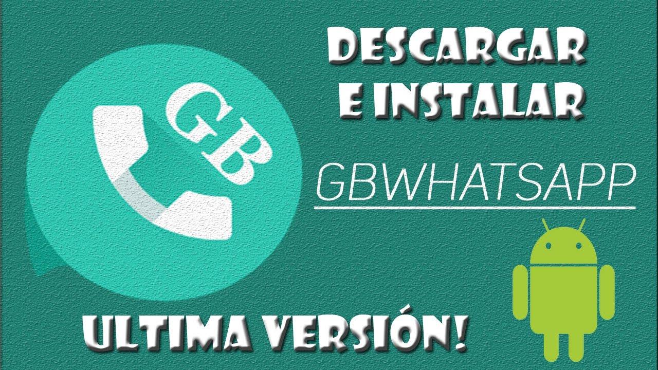 descargar gb whatsapp 6 70