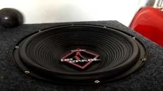 BOMBER - UP GRADE 12  350w rms