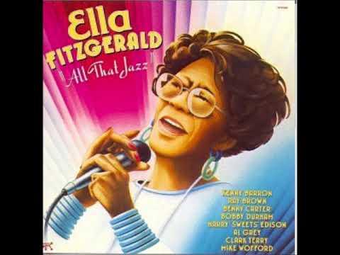 Ella Fitzgerald -  All That Jazz ( Full Album )