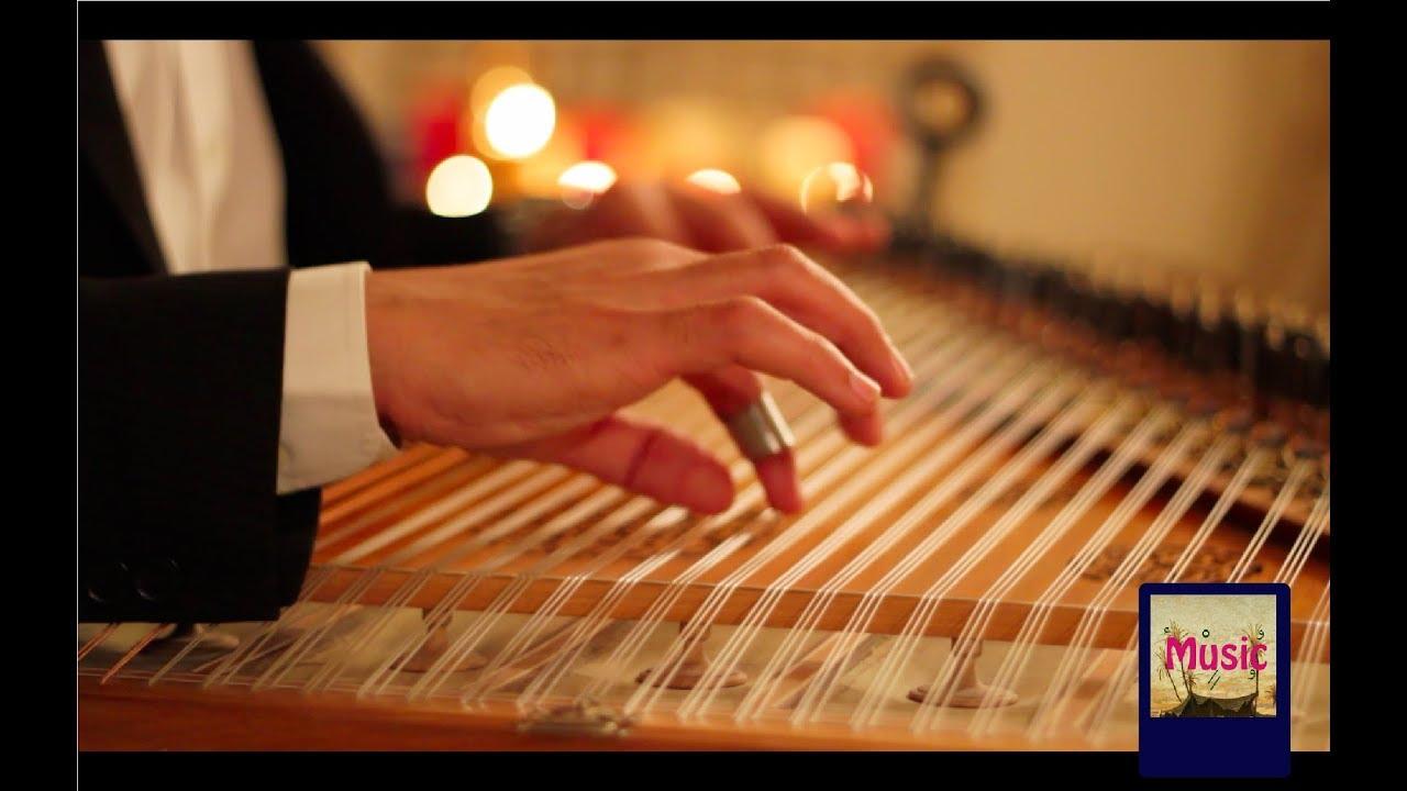 A Beautiful Oriental Music Instrumental Music Zither موسيقى عربية على الة القانون رائعة Youtube