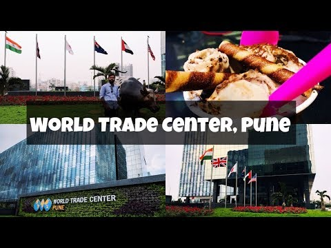 SUNDAY OUTING | WORLD TRADE CENTER | PUNE | VLOG - 11