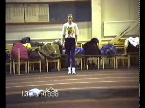Eesti kergejõustik 1998