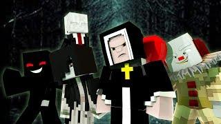 Minecraft: TODOS OS MONSTROS DE HORA DO MEDO 2 JUNTOS - MURDER ‹ Koow › thumbnail