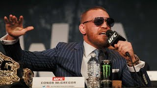 Dana White Thinks Conor McGregor is FINISHED with UFC