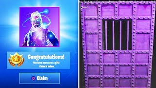LOOK!! *NEW* Military Base FOUND IN GAME + Free SKIN GIFTING.. (Fortnite)