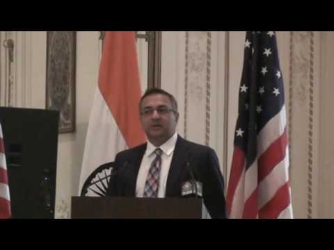Dr. Rajesh Sampath's Speech at NY Consulate - Constitution Day 2016