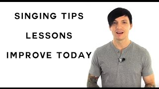 Singing Lessons Online - Singing Lessons And Tips To Improve Today!