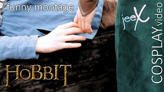 COSPLAY video The Hobbit - Kili and Tauriel
