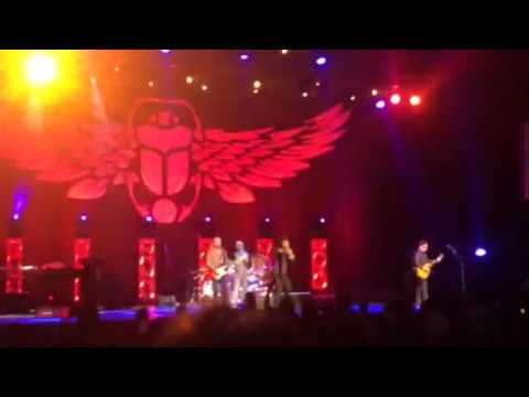 Journey Live - Only the young
