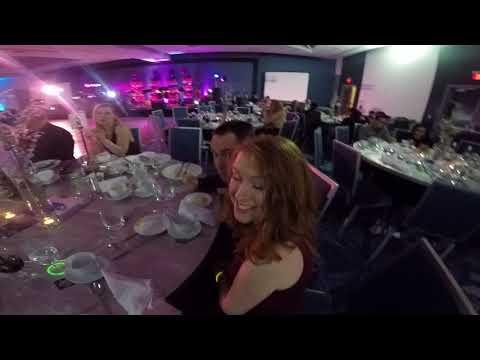YEG Latin New Years Eve 2018 Dinner Mariachi (Rafael) Singing 2