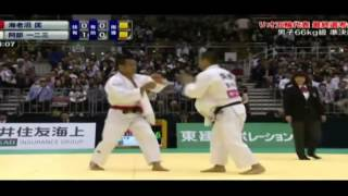 JUDO The best match of All japan 2016 U 66 kg