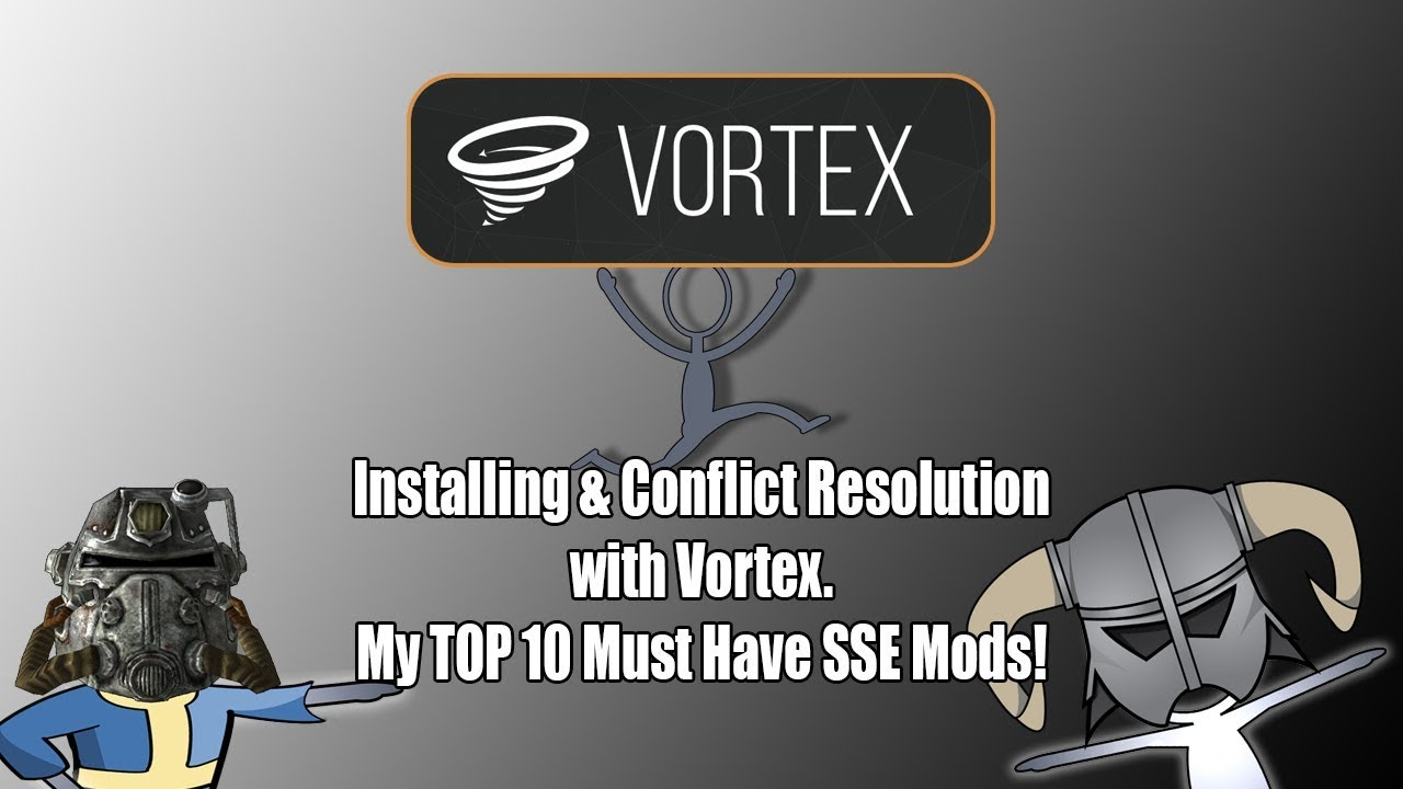 Taylem Mods SSE #3 - Installing with Vortex & Conflict Resolution