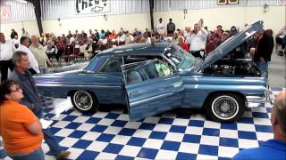 1962 Pontiac Super Duty 421 Catalina being sold at Peach Auction Sales