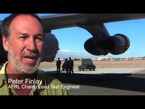 Boeing CHAMP 1st Flight
