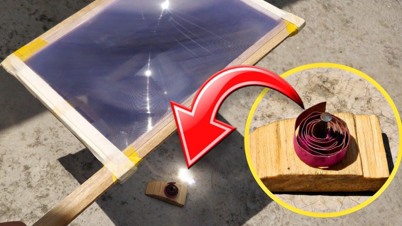 1000℃ सूरज की गर्मी VS RollCap Cracker