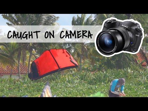 We Filmed A Kite Beach For 8 Hours...