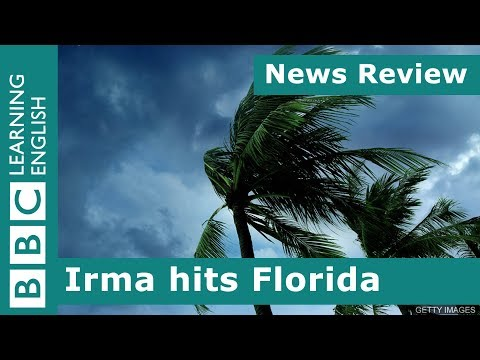 Irma Hits Florida: BBC News Review
