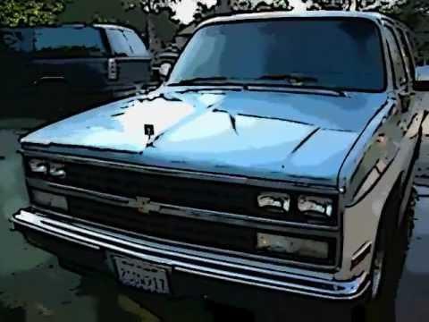 1991 Chevy Suburban 1500 Original....two tone Blue.4.sale ...