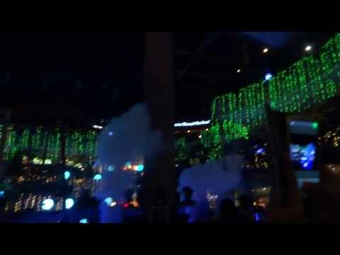 Merry Musical Light Show at Trinoma 2013