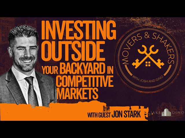 Investing outside your backyard in competitive markets with Jon Stark