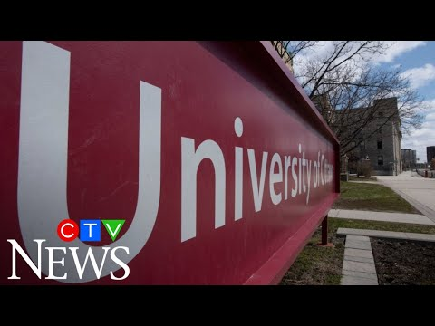 University of Ottawa defends professor using N-word in class