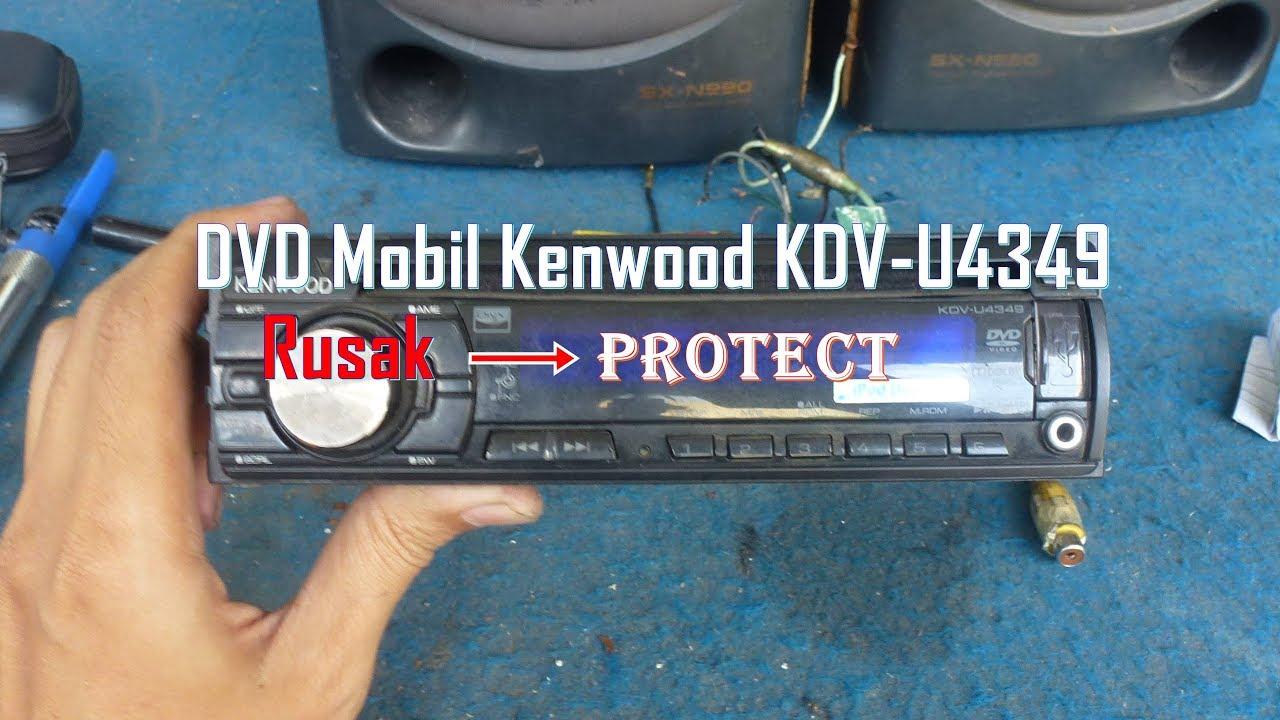 Rangkaian Kabel Tape Mobil Kenwood