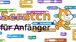 Scratch #01 - Einführung | Anfänger Tutorial (deutsch)