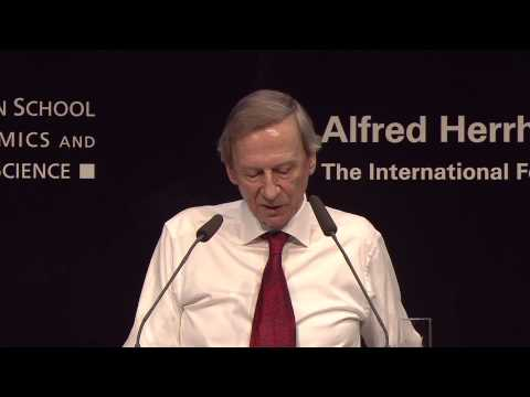 Urban Age Electric City: Anthony Giddens - Re-industrialization in a new electric age
