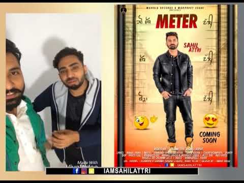 Meter ||Navi Firozpur || Sahil Attri || Promotion || Latest Song 2018 || January