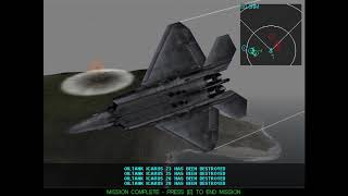 F-22 Lightning 3: Campaign 1 Mission 7 (Nuclear Showdown) 1440p 3dfx