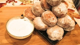 Best Donuts In The World!!! Fluffy Romanian Donuts (romanian)