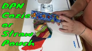 Download Mp3 How To Sew A Dpn Holder Or Reusable Straw Pouch