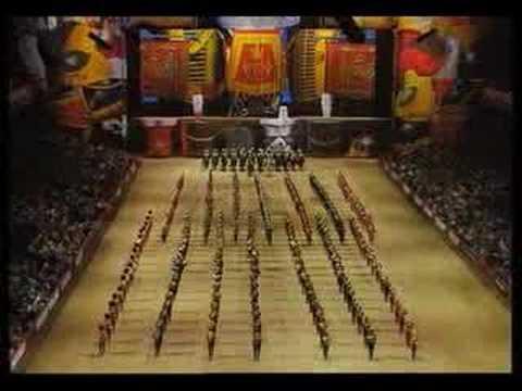1991 Royal Tournament - Massed Bands