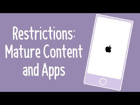 How To Restrict Mature Content, Games, And More On The IPhone