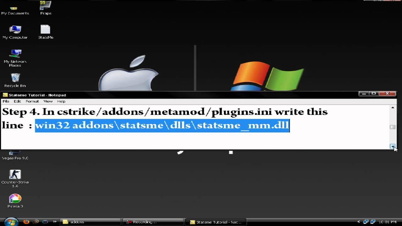 plugin statsme 2.83