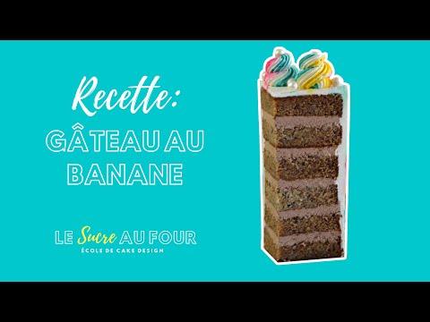 recette-de-gâteau-au-banane