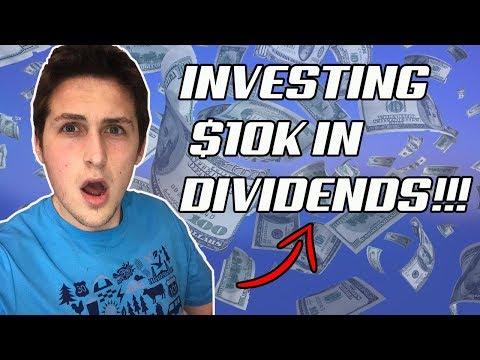Investing in Dividend Stocks From Amazon FBA  Profits! | Passive Income