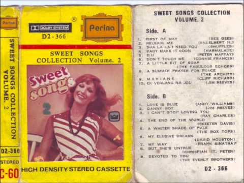 SWEET SONGS COLLECTION Volume  2 Side A # 7 audio from 4shared