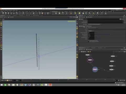 Houdini Training - Geometry 02 - Using Modeling Operators
