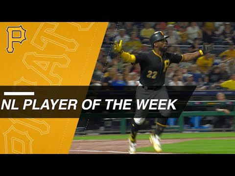 Player of the Week: Andrew McCutchen