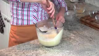 Bavarian Cream Pie : Pie Making